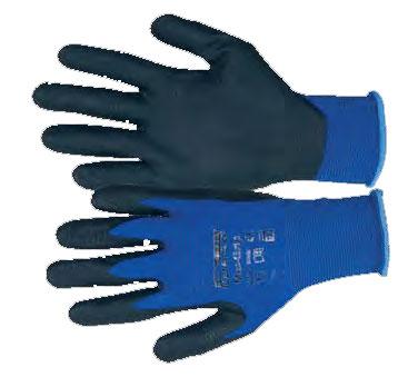 Γάντι Πλεκτό Νιτριλίου Μπλε Maxi-Grip Με Αντιολισθητική Παλάμη d6c028bdd91